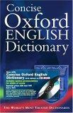 Concise Oxford Engli...
