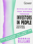 Developing Your Business Through Investors in People