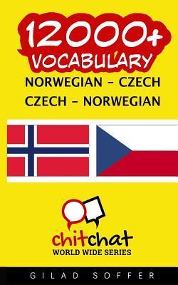 12000+ Norwegian - Czech Czech - Norwegian Vocabulary