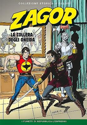 Zagor collezione storica a colori n. 145