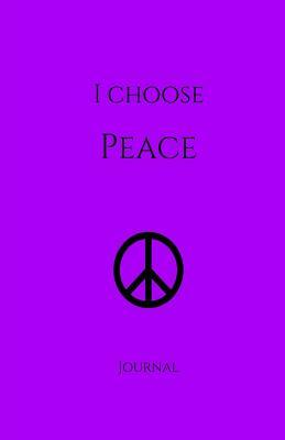 I Choose Peace Journ...