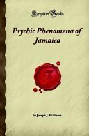 Psychic Phenomena of Jamaica