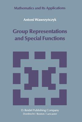 Group Representations and Special Functions