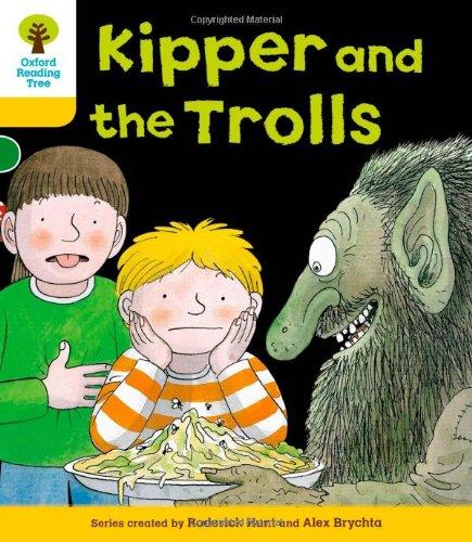 Kipper and the Trolls