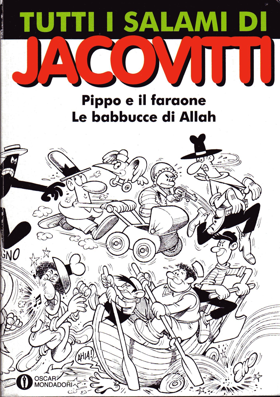Tutti i salami di Jacovitti