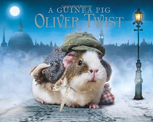 A Guinea Pig Oliver ...