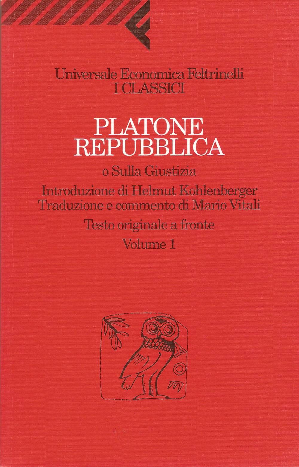 Repubblica o sulla giustizia