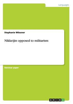 Nikkeijin opposed to militarism