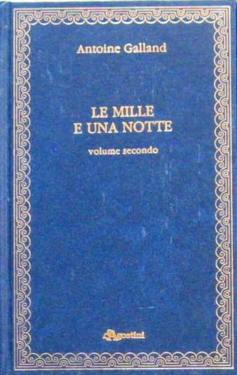 Le mille e una notte - Volume secondo