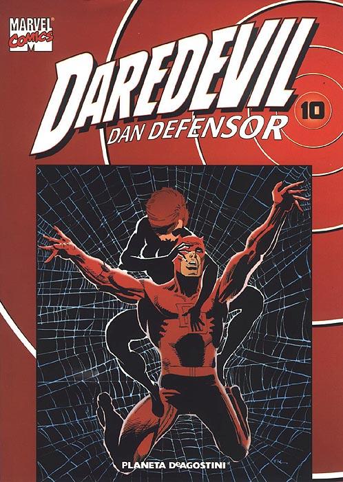 Coleccionable Daredevil/Dan Defensor Vol.1 #10 (de 25)