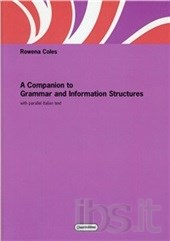 A Companion to Grammar and Information Structures