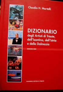 Dizionario degli artisti di Trieste, dell'Isontino, dell'istria e della Dalmazia