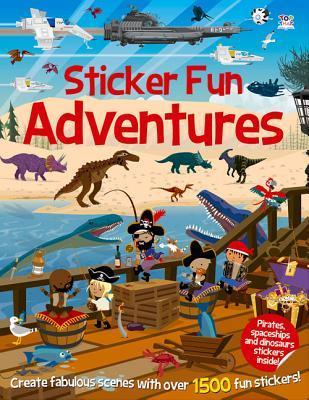 Sticker Fun Adventur...
