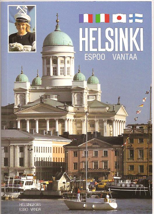 Helsinki, Espoo, Vantaa - Helsingfors, Esbo, Vanda