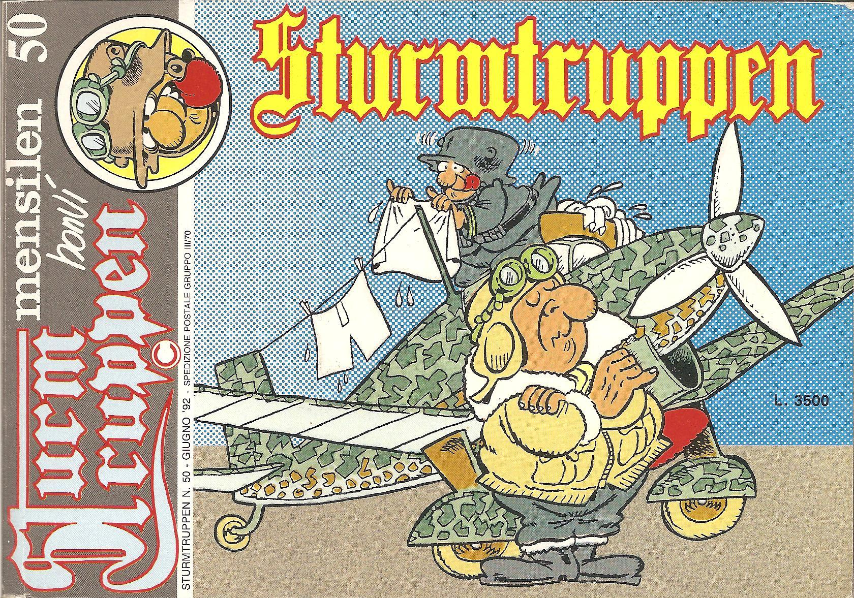 Sturmtruppen n.50