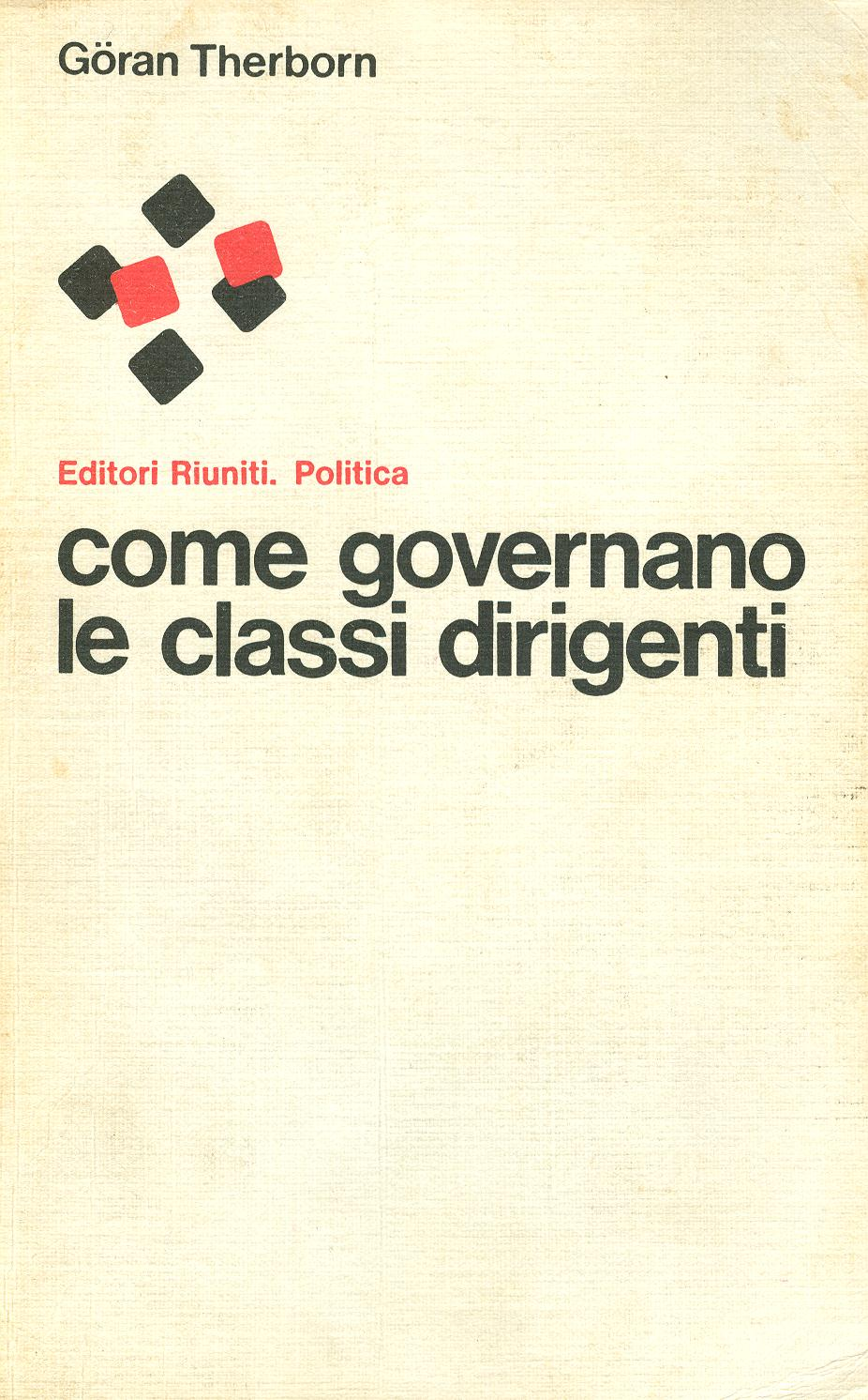 Come governano le cl...