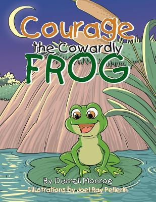 Courage the Cowardly Frog