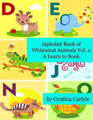 Alphabet Book of Whimsical Animals