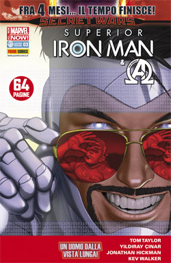 Iron Man & New Avengers n. 28