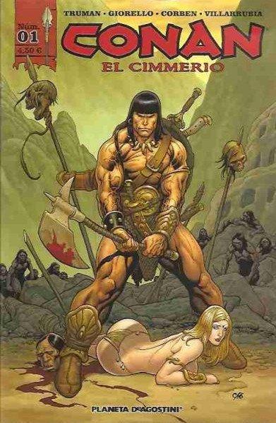 Conan el Cimmerio #1 (de 17)