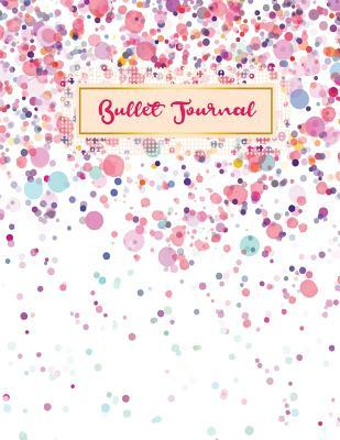 Bullet Journal Quarterly Planner, Polka Dot Design