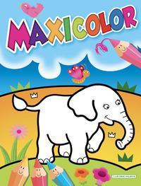 Maxi color. Ediz. a colori