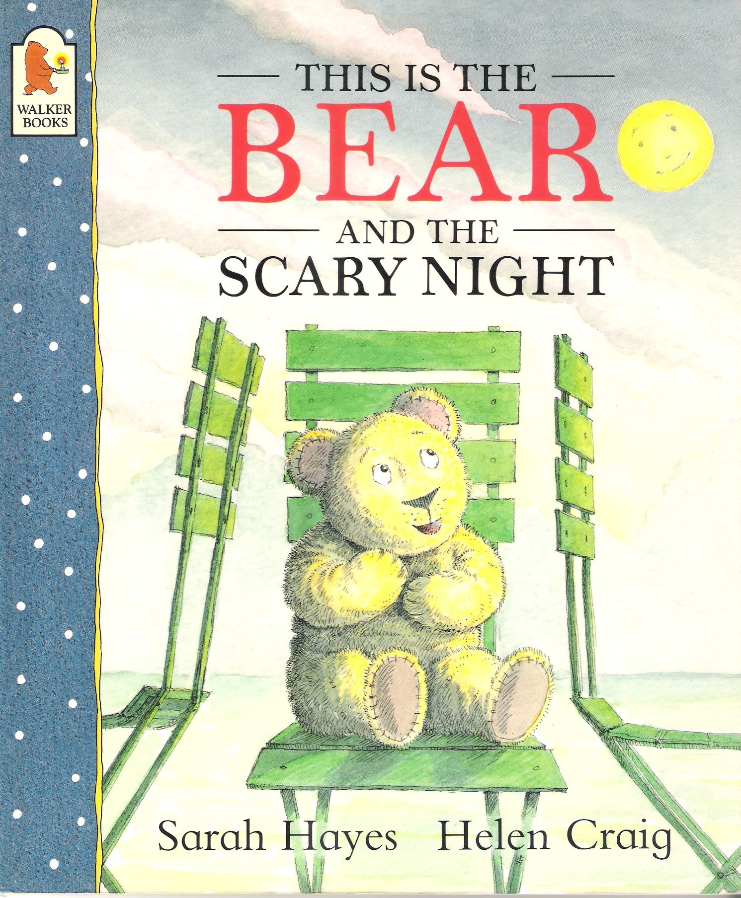 This is the bear and the scary night