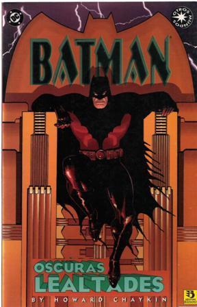 Batman: Oscuras lealtades