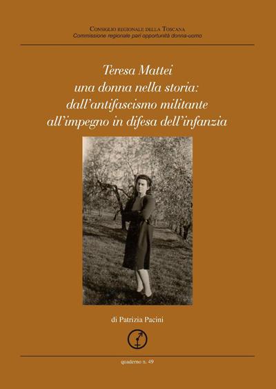 Teresa Mattei una donna nella storia