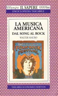 La musica americana dal song al rock