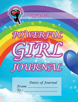 Powerful Girl Journal - Rainbow Journey
