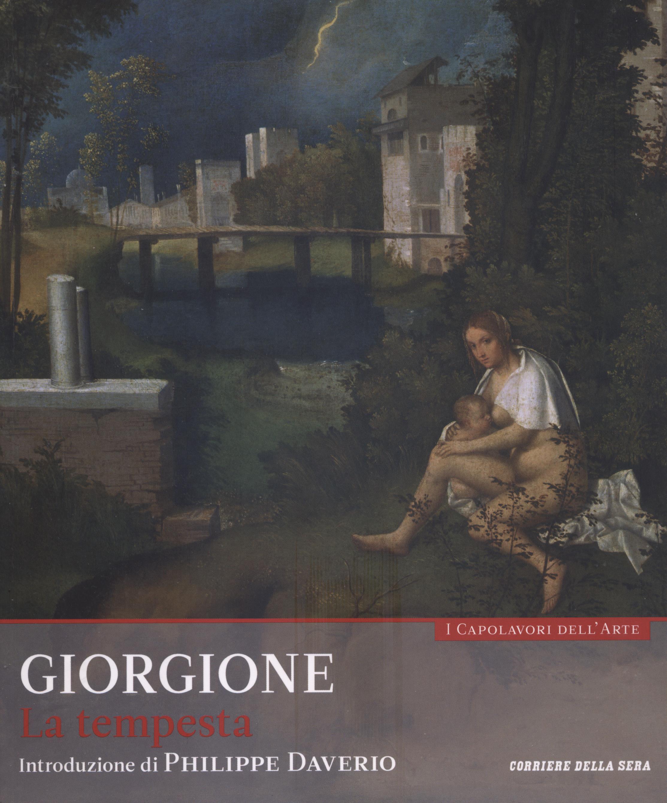 Giorgione - La tempesta