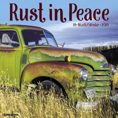 Rust in Peace 2018 C...