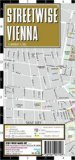 Streetwise Vienna Map - Laminated City Street Map of Vienna, Austria - with integrated metro map featuring lines and stations