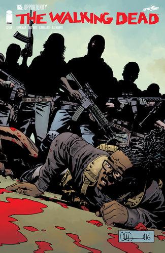 The Walking Dead #165