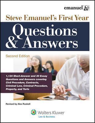 Steve Emanuel's First Year