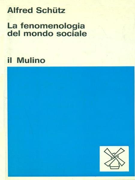 La fenomenologia del...