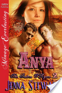Anya [The Sisters O'Ryan 2]