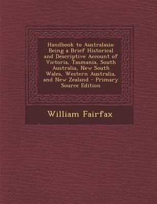 Handbook to Australasia