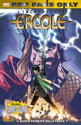 L'Incredibile Ercole: Il nuovo Principe della Forza