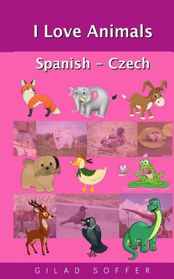 I Love Animals Spanish - Czech