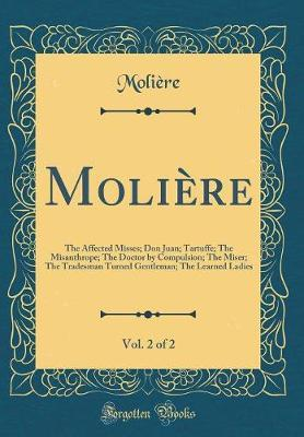 Molière, Vol. 2 of ...