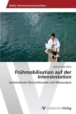 Fruhmobilisation Auf Der Intensivstation
