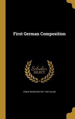1ST GERMAN COMPOSITION