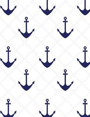 Anchor Nautical Notebook