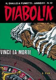 Diabolik anno XV n. 12