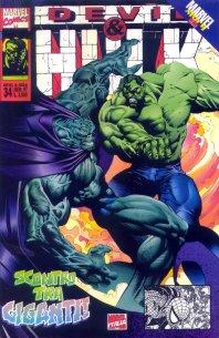 Devil & Hulk n. 034