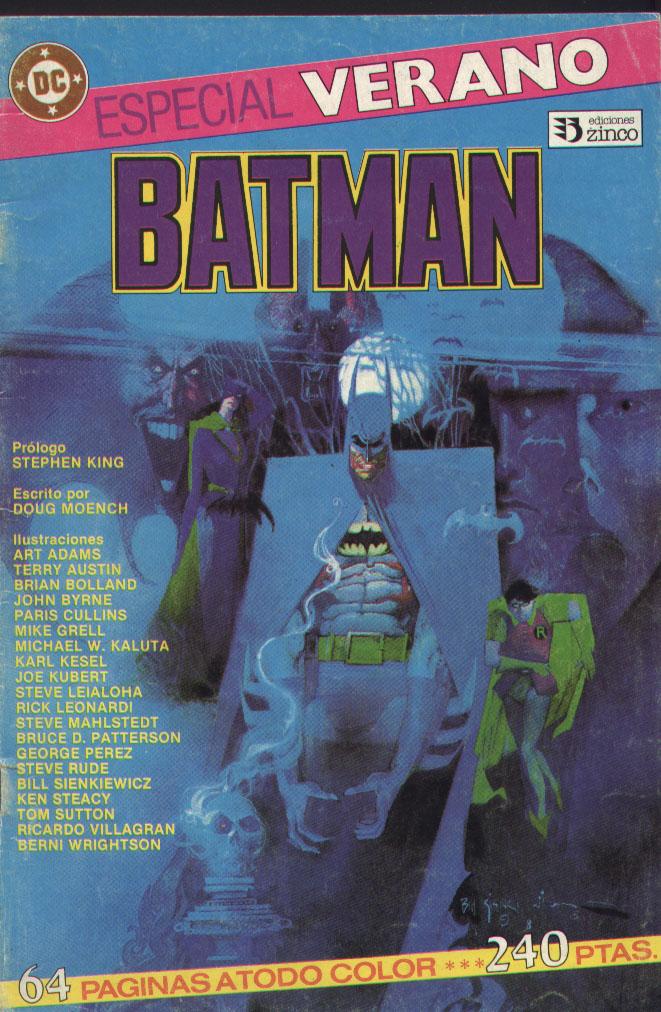 Batman. Especial Ver...