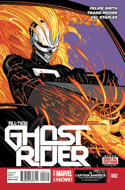 All-New Ghost Rider ...