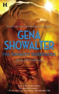 The darkest surrender